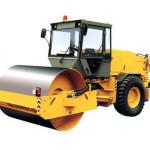 Услуги дорожно-строительной техники - грунтовый виброкаток