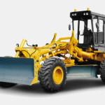 Услуги дорожно-строительной техники - автогрейдер