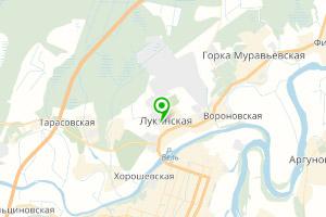 На карте Вельского района