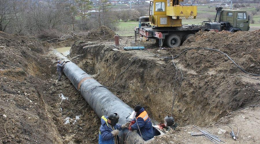 Ремонт водопроводов и канализационный сетей